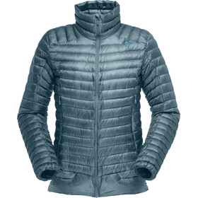 Norrøna W's Lofoten Super Lightweight Down Jacket Thunderbird